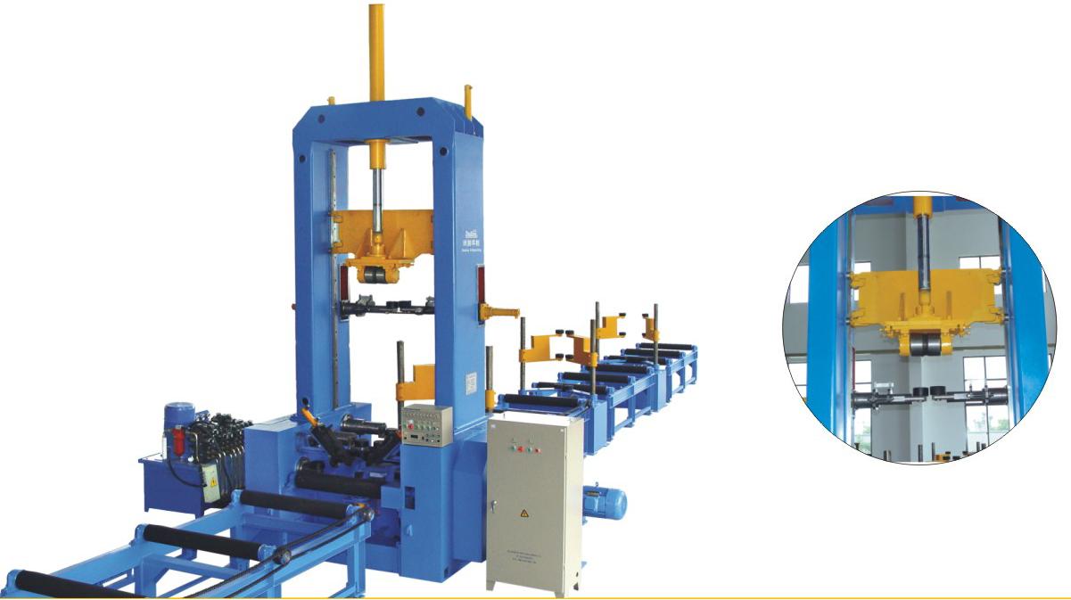H型钢组立机