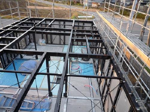 洲翔轻型h型钢生产线钢结构的生产流程和制作工艺