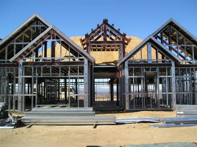 轻钢结构住宅因良好的延性