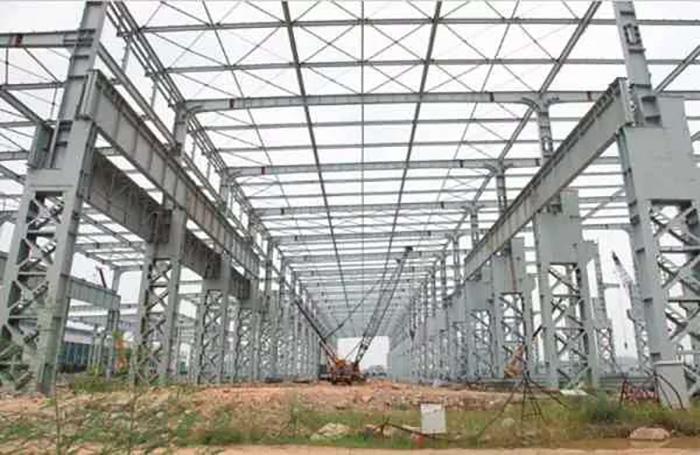 钢结构厂房在施工中的安全措施