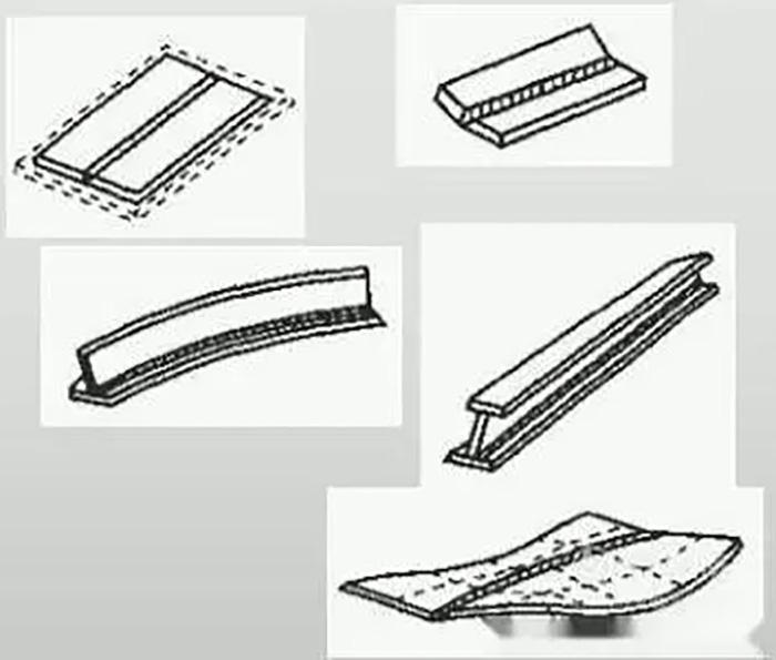 钢结构焊接变形怎么办?