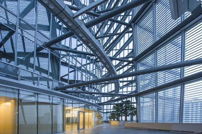 顺应时代潮流 构筑绿色建筑