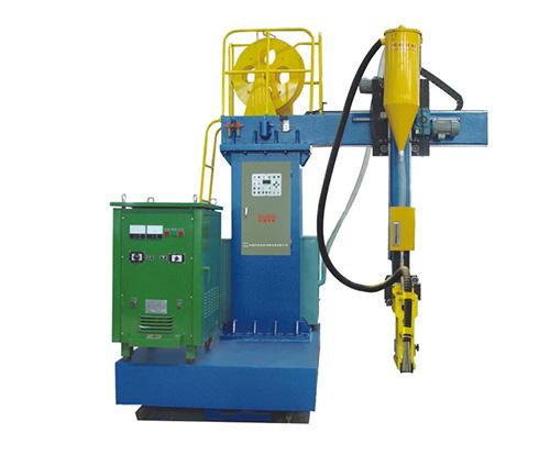 7.单悬臂式焊接机