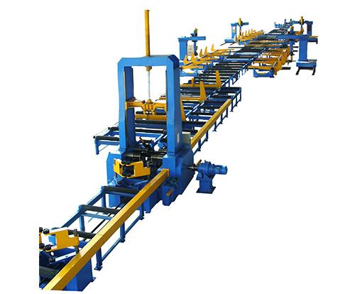 H型钢重钢生产线