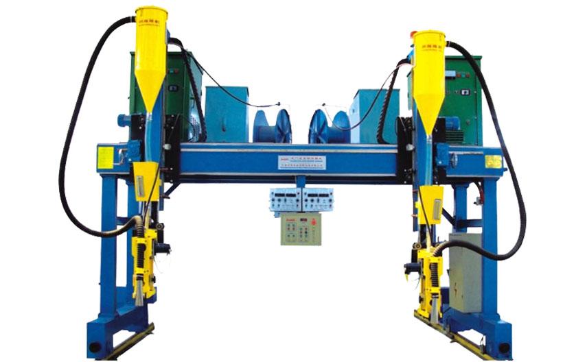 3.龙门式焊接机