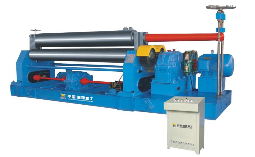 机械对称式三辊卷板机