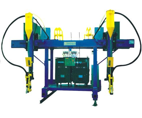 3.双悬臂式焊接机