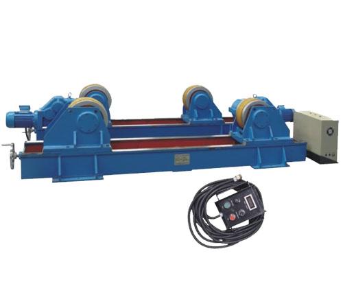 丝杆可调式滚轮架