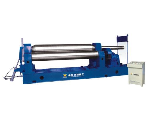 液压对称式三辊卷板机