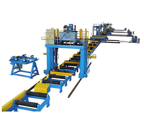 箱型梁生产线